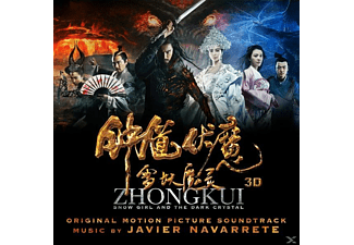 O.S.T. - ZHONG KUI:SNOW GIRL And THE DARK CRYSTAL  - (CD)