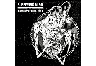 Suffering Mind - Discography 2008-2010  - (CD)