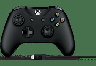 MICROSOFT HW Manette Xbox sans fil + câble pour PC