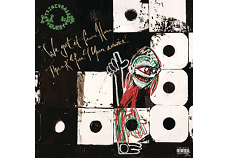 A Tribe Called Quest - We got it from Here...Thank You 4 Your service  - (Vinyl)