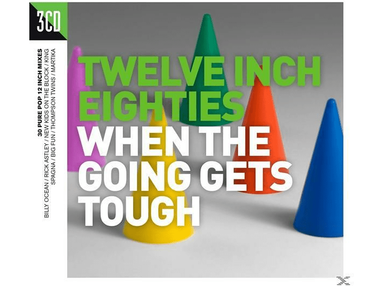 VARIOUS - When The Going Gets Tough [CD]