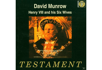 Munrow,David/Early Music Consort Of London,The - Henry VIII And His Six Wives - (CD)