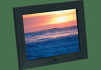BRAUN PHOTOTECHNIK DigiFrame 15 Digitaler Bilderrahmen, 38,1 cm, 1.024 x 768 Pixel, Schwarz