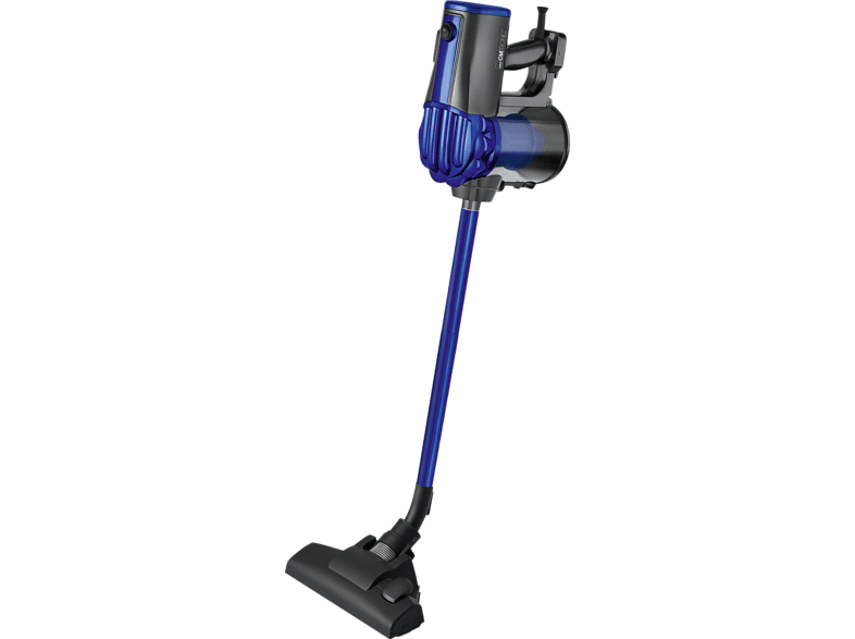 CLATRONIC BS 1306 mit Kabel Anthrazit/Blau