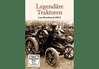 LEGENDÄRE TRAKTOREN LANZ MANNHEIM & HELA DVD