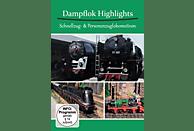 Dampflok Highlights - Schnellzug und Personenzuglokomotiven [DVD]