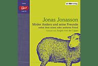 Jürgen von der Lippe - Mörder Anders Und Seine Freunde (SA) - (MP3-CD)