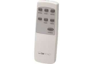 CLATRONIC CL 3671 Klimagerät Weiß (Max. Raumgröße: 70 m³, EEK: A)