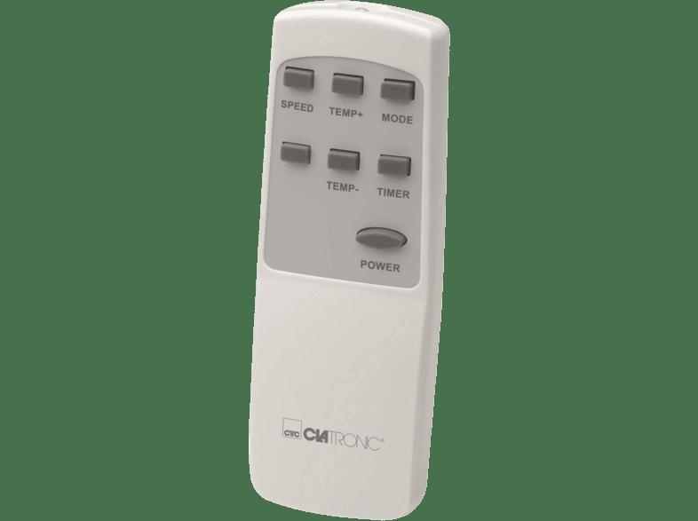 Fernbedienung LED-Display EEK A K/ühlleistung 7000 BTU Clatronic CL 3671 Mobiles Klimager/ät