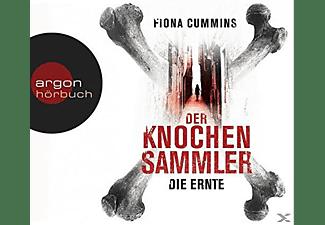 Dietmar Wunder - Der Knochensammler – Die Ernte  - (CD)