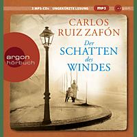 Uve Teschner - Der Schatten des Windes - (MP3-CD)
