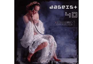 Dageist - 40  - (CD)