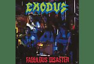 Exodus - Fabulous Disaster (LTD Picture Disc) [Vinyl]
