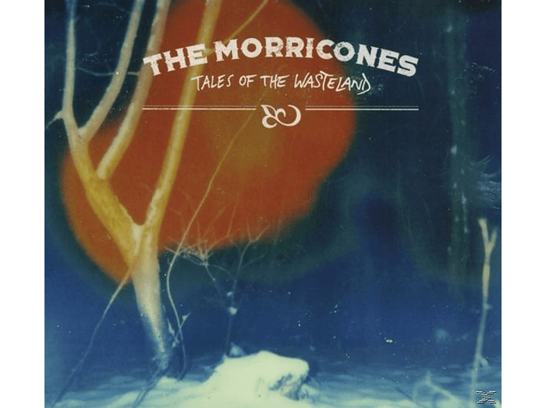 The Morricones - Tales Of The Wasteland [CD]