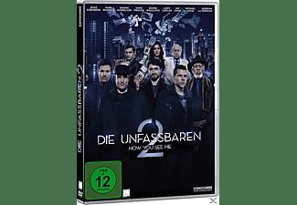 Die Unfassbaren 2 - Now you see me DVD