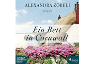 Svenja Pages - Ein Bett in Cornwall - (MP3-CD)