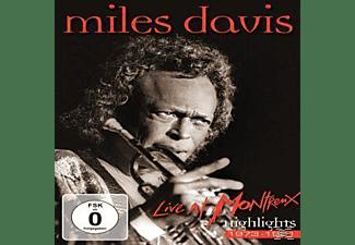Miles Davis - Live At Montreux 1973-1991 - Highlights  - (DVD)