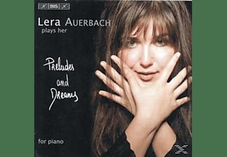Lera Auerbach - PRELUEDEN/TEN DREAMS  - (CD)