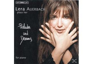 Lera Auerbach - PRELUEDEN/TEN DREAMS - (CD)