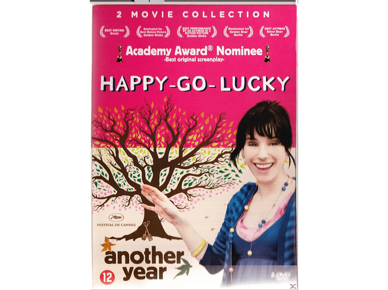 HAPPY-GO-LUCKY + ANOTHER YEAR