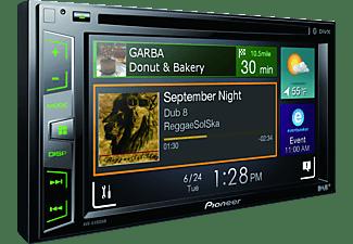 PIONEER AVH-X490DAB Autoradio 2 DIN (Doppel-DIN), 50 Watt