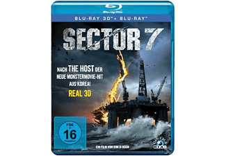 Sector 7 3D 3D Blu-ray