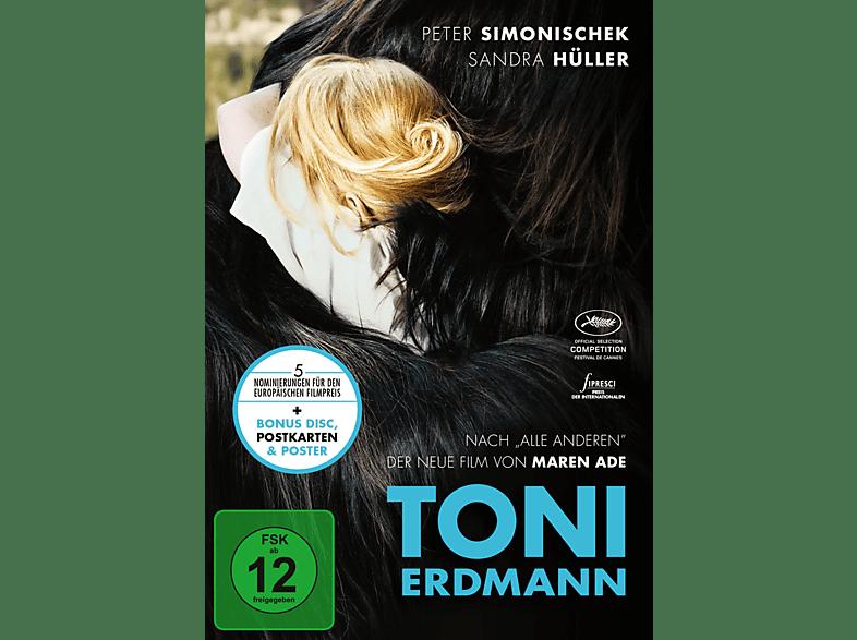 Toni Erdmann [DVD]