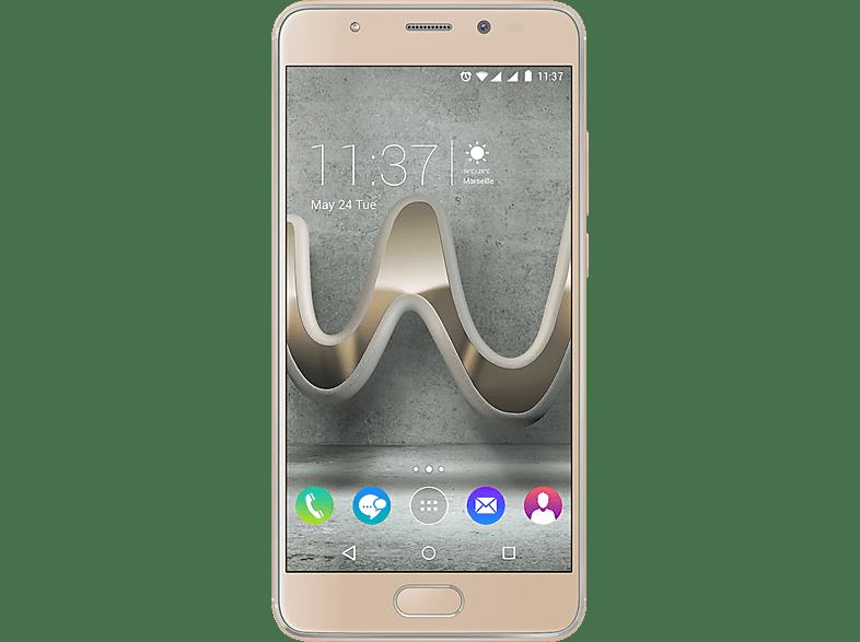 WIKO U Feel Prime 32 GB Gold Dual SIM