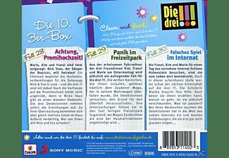 Die Drei ??? - Die 10.3er-Box (Folgen 28-30)  - (CD)