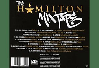 Original Broadway Cast Of Hami - Hamilton Mixtape,Thelton  - (CD)