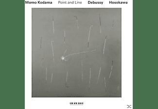 Momo Kodama - Point And Line  - (CD)