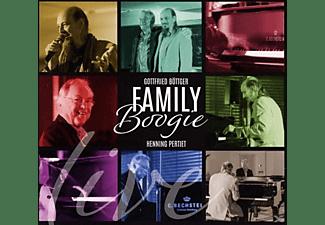 Pertiet, Henning / Böttger, Gottfried - Fammilie Boogie  - (CD)