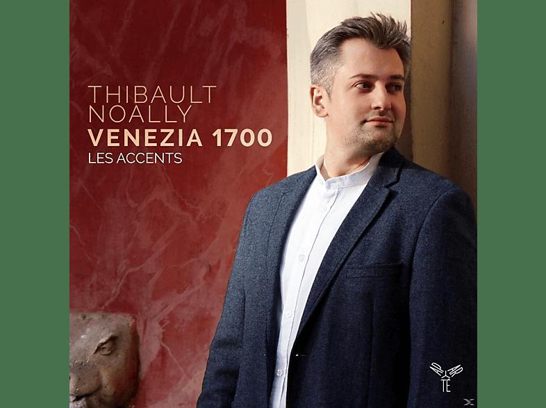 Thibault Noally & Les Accents - Venezia 1700 [CD]
