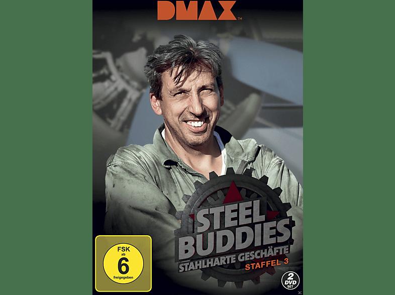 Steel Buddies - Stahlharte Geschäfte 3. Staffel (DMAX) [DVD]