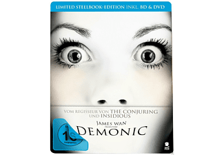 Demonic (Steelbook) Blu-ray + DVD
