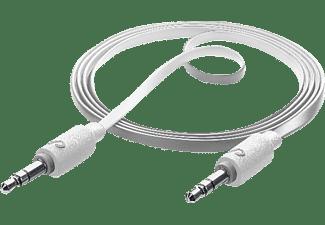 CELLULAR LINE 3.5 mm Audio Kabel Weiß