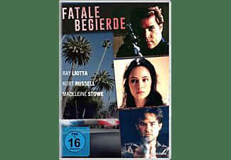 Fatale Begierde DVD