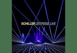 Schiller - Zeitreise – Live (Limited Deluxe Edition)  - (CD)