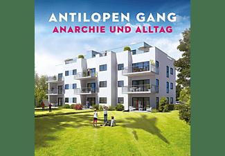 Antilopen Gang - Anarchie Und Alltag (CD DigiPak)  - (CD)