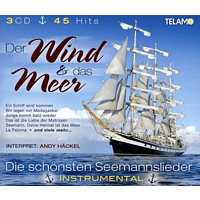 Andy Häckel - Wind Und Das Meer-Die Schönsten Seemannslieder Ins [CD]