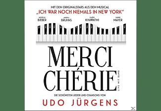 Original Tour Cast - Merci Chérie – Die schönsten Lieder und Chansons von Udo Jürgens  - (CD)