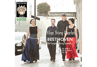 Elias String Quartet - THE COMPLETE STRING QUARTETS VOL.3  - (CD)
