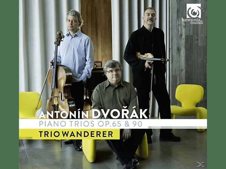 Trio Wanderer - Klaviertrios [CD]