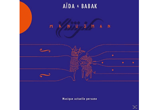 Aida & Babak - Manushan  - (CD)