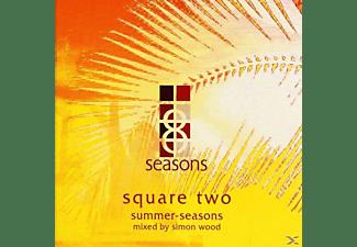 Simon Wood - 8 Seasons Square 2  - (CD)