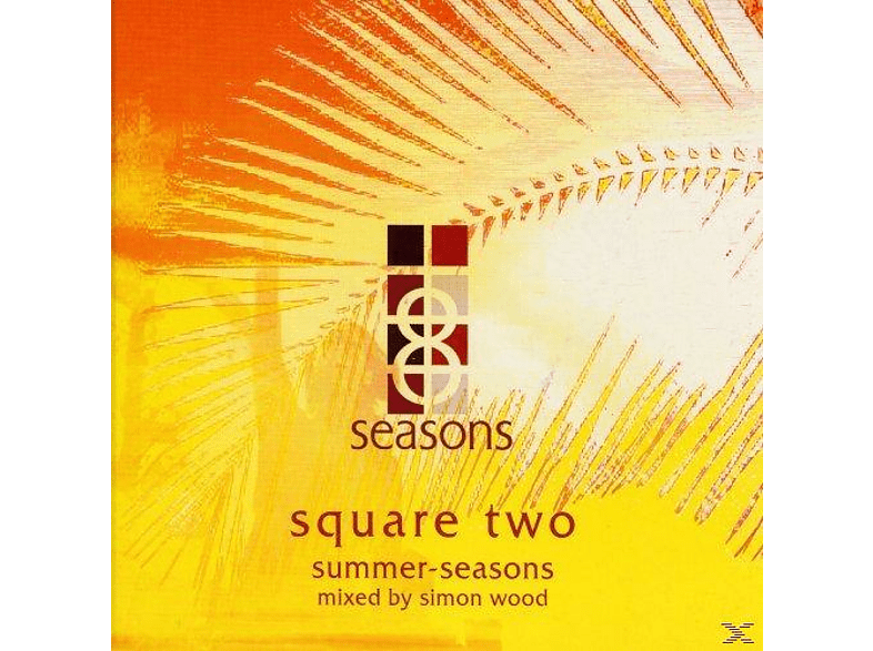 Simon Wood - 8 Seasons Square 2 [CD]
