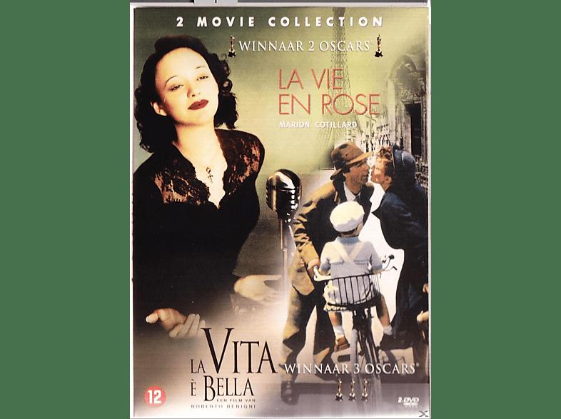 La Vie En Rose + La Vita E Bella - DVD