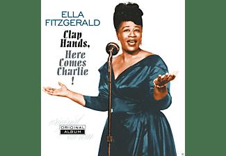 Ella Fitzgerald - CLAP HANDS HERE COMES CHARLIE  - (Vinyl)
