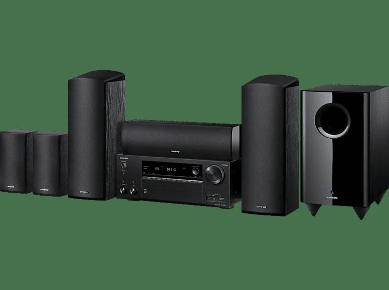ONKYO HT-S7805 5.1.2 System (Bluetooth, Schwarz)