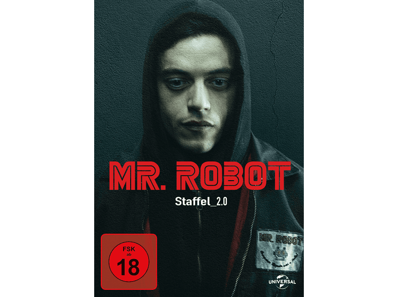 Mr. Robot - Staffel 2 [DVD]
